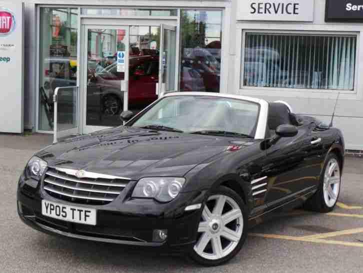 chrysler crossfire 3 2 v6 2dr roadster pentagon appro car for sale. Black Bedroom Furniture Sets. Home Design Ideas