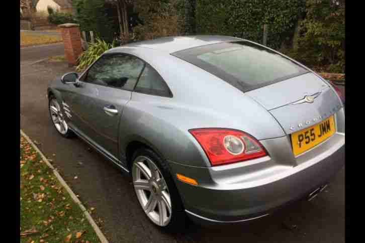 CHRYSLER CROSSFIRE AUTO BLUE 2004