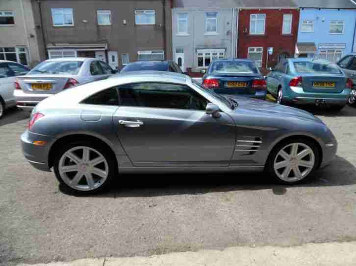 CHRYSLER CROSSFIRE V6 3.2, STUNNING MANUAL GEARBOX VERSION 2003 Petrol Manual