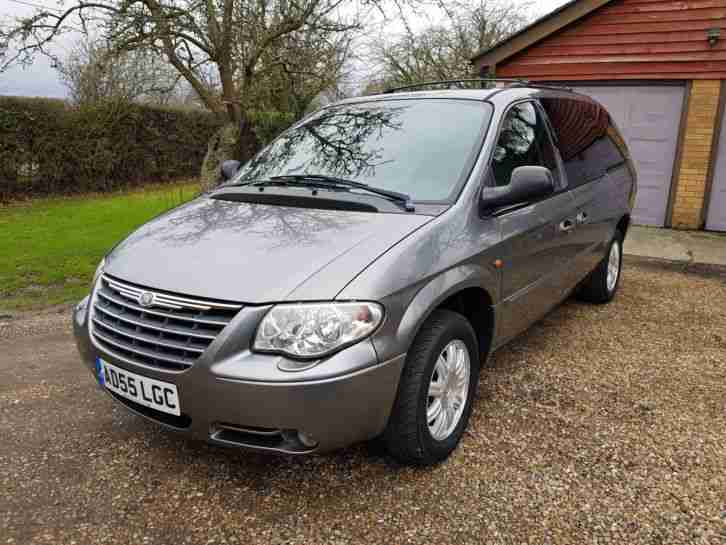 CHRYSLER GRAND VOYAGER 2.7 LTD XS AUTOMATIC 7 SEATER