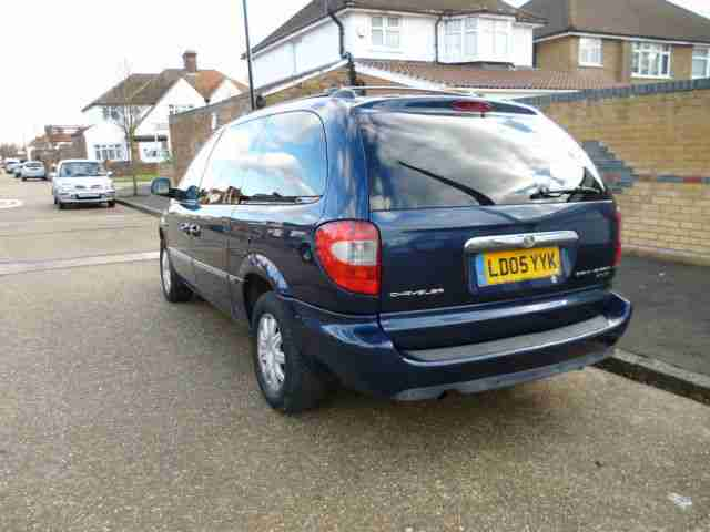 CHRYSLER GRAND VOYAGER 3.3 AUTOMATIC STOW & GO