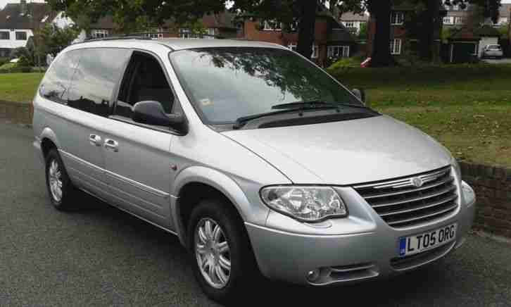 CHRYSLER GRAND VOYAGER 3.3 PETROL