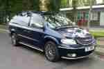 GRAND VOYAGER CRD LX 2.5 td 5 speed