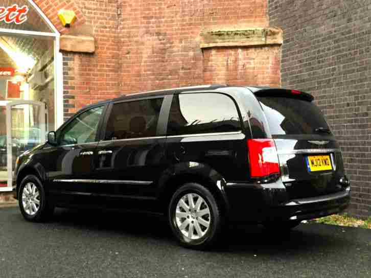 chrysler grand voyager limited 2 8 crd auto rear dvd entertainment. Black Bedroom Furniture Sets. Home Design Ideas
