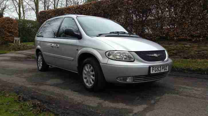GRAND VOYAGER LX MANUAL LONG MOT TOP
