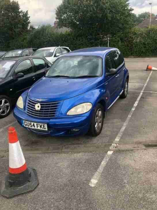 CHRYSLER PT CRUISER 2.0 LIMITED 2004 MOT TIL OCTOBER 2019