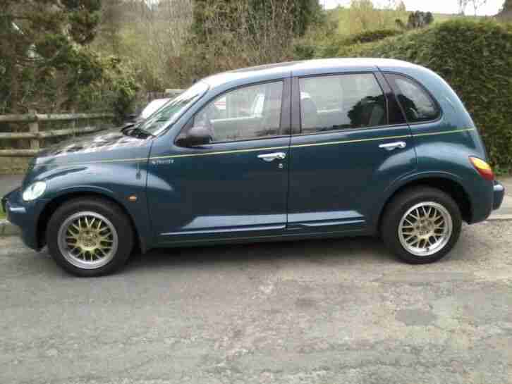 PT CRUISER 2.0L LIMITED (previously