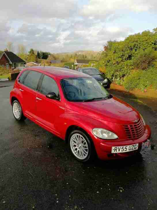 CHRYSLER PT Cruiser. Other car from United Kingdom