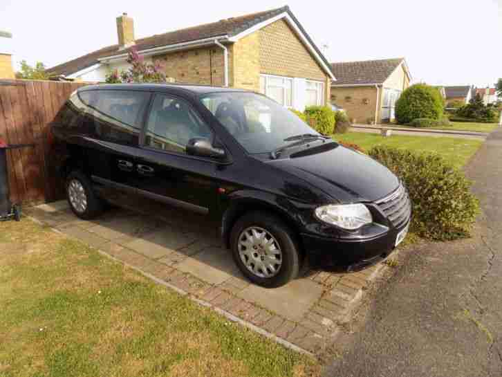 CHRYSLER VOYAGER MANUAL 2.4 PETROL 2005 THE CHEAPEST NEW SHAPE ON EBAY TODAY