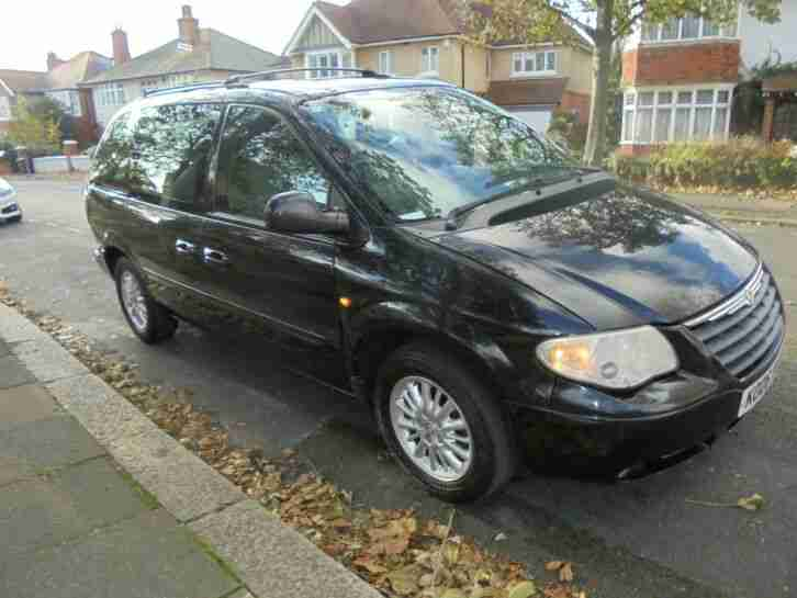 CHRYSLER VOYAGER MK2 FACE LIFT 2.8 CRD LX PLUS 7 SEATER