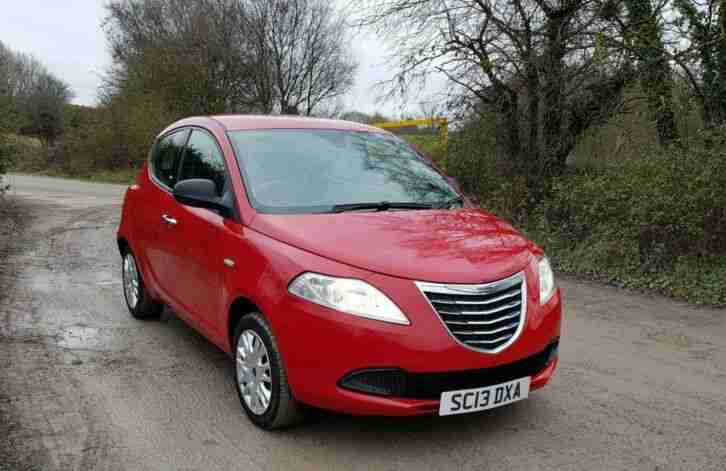 CHRYSLER YPSILON S 2013 ONLY 35,000 MILES SIMILAR FIAT 500 PANDA