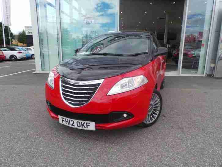 YPSILON SPECIAL 1.2 BLACK AND RED