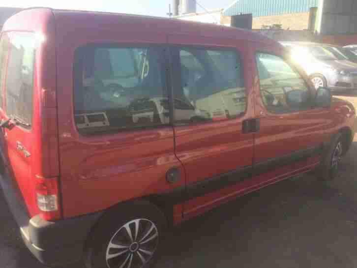 BERLINGO 1.6 H.D.I MULTI SPACE WITH