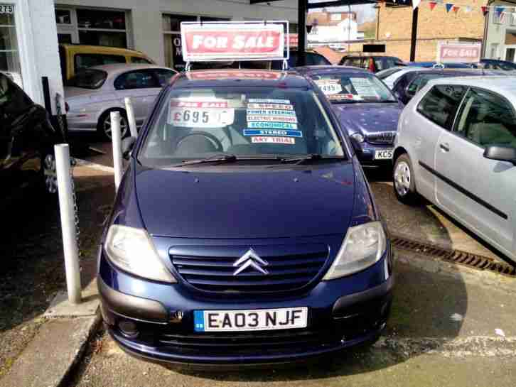 C3 LX 5 DOOR 1400cc PETROL MANUAL