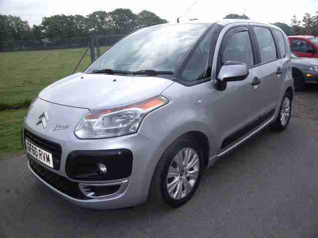 citroen c3 picasso airdream plus hdi silver manual diesel 2010. Black Bedroom Furniture Sets. Home Design Ideas