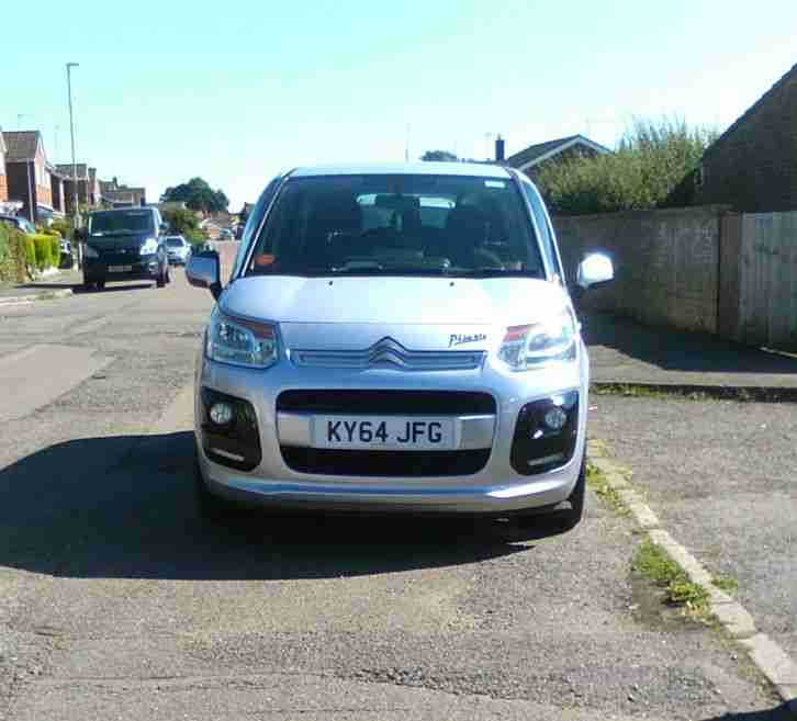 CITROEN C3 PICASSO VTi 95 VTR 2015 12 Mths MOT ONLY 14000 miles Offers Welcome