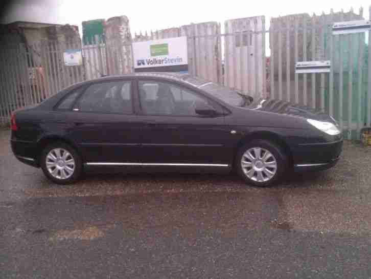 CITROEN C5 2.0 HDi Exclusive Auto 2006 diesel , spare or repair