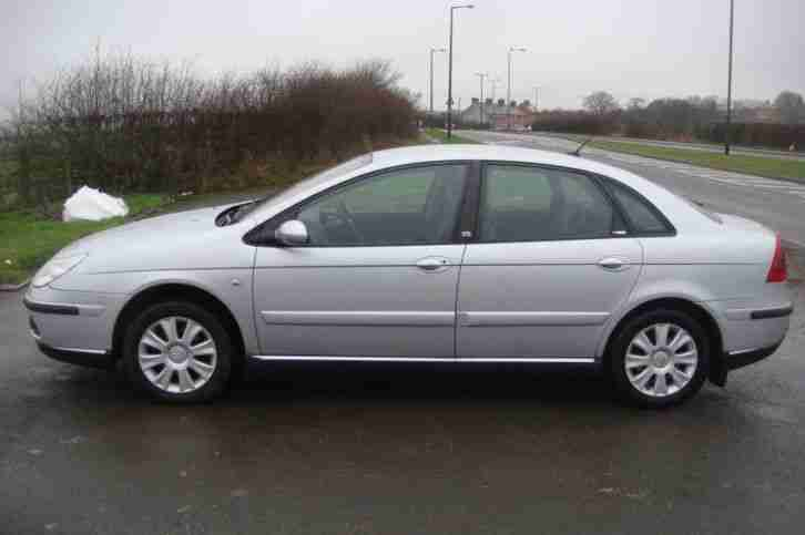 citroen c5 exclusive hdi 2005 diesel manual in silver car for sale rh bay2car com citroen c5 2005 owners manual pdf 2003 Citroen C5