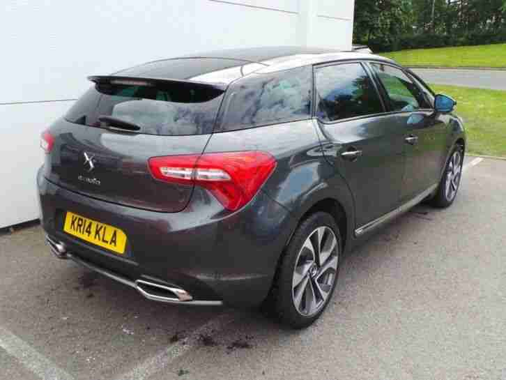 Citroen Ds5 2 0 Hdi Dstyle 5dr Auto Shark Grey Car For Sale