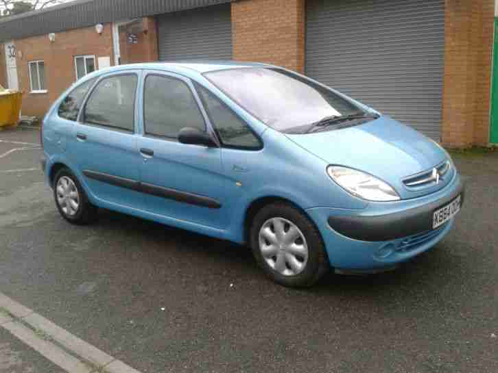 citroen xsara picasso 1 8 sx with new mot car for sale. Black Bedroom Furniture Sets. Home Design Ideas