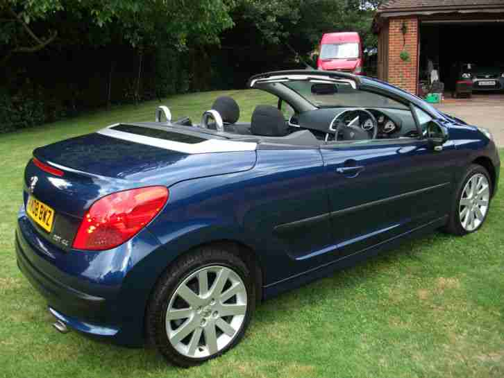 Peugeot Cc Convertible Car For Sale