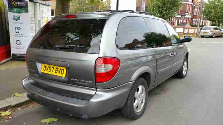 CRYSLER GRAND VOYAGER EXECUTIVE 2.8 DIESEL AUTOMATIC