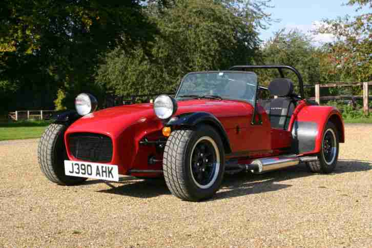 Caterham 7 K Series SuperSport 1.4