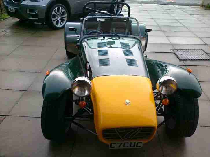 Caterham Seven Super Sprint 1700.