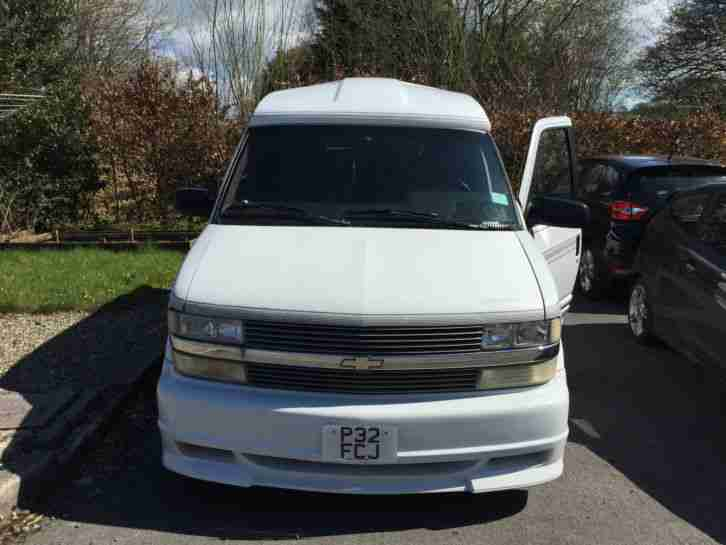 Chevrolet Astro AWD. Other car from United Kingdom