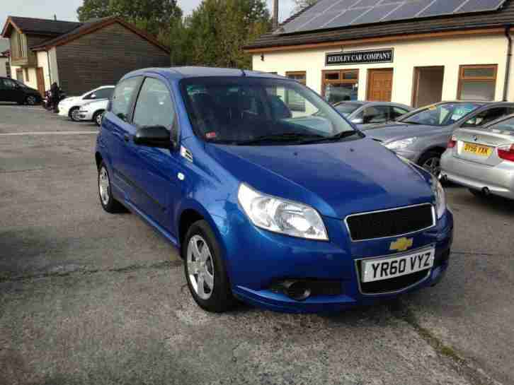 Chevrolet Aveo S 2010 Blue Low Insurance Car For Sale