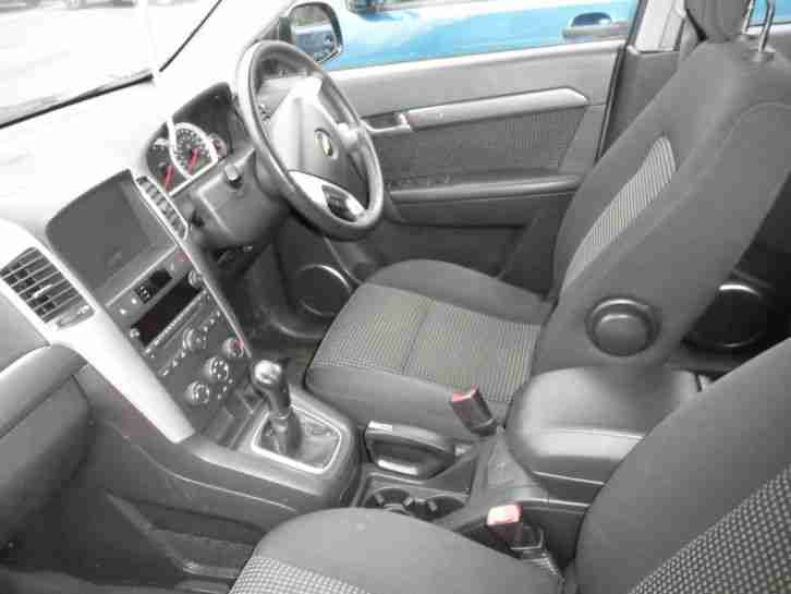 Chevrolet Captiva 2.0TD ( 150ps ) 4X4 LT
