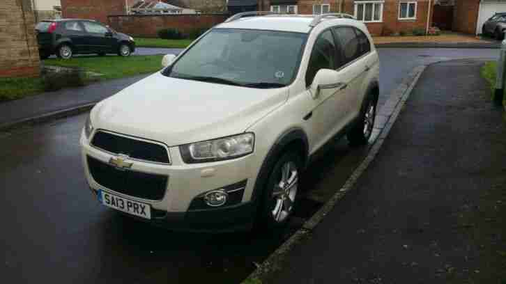 Chevrolet Captiva 2.2. Other car from United Kingdom