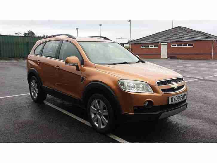 Chevrolet Captiva Ltx Vcdi DIESEL MANUAL 2008