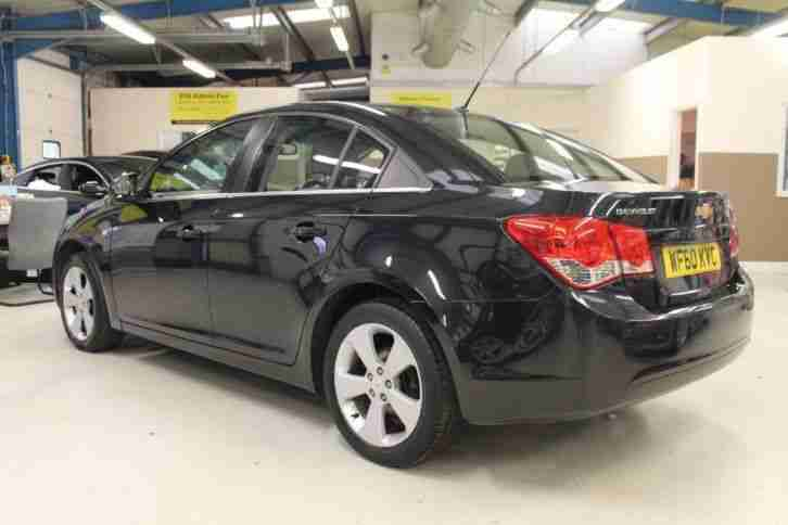 Chevrolet Cruze Saloon LT [LOW MILEAGE / GREAT VALUE]