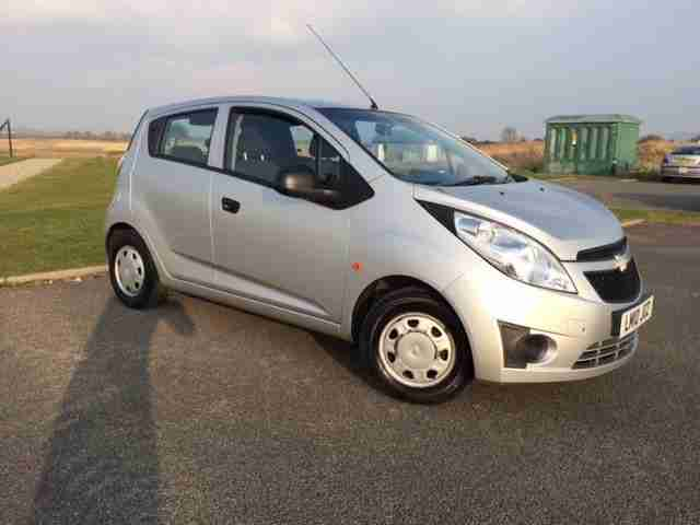Chevrolet Spark 1.0 + 5 door 2010 MODEL*ONLY 29K MILES, S/HISTORY, IMMACULATE*