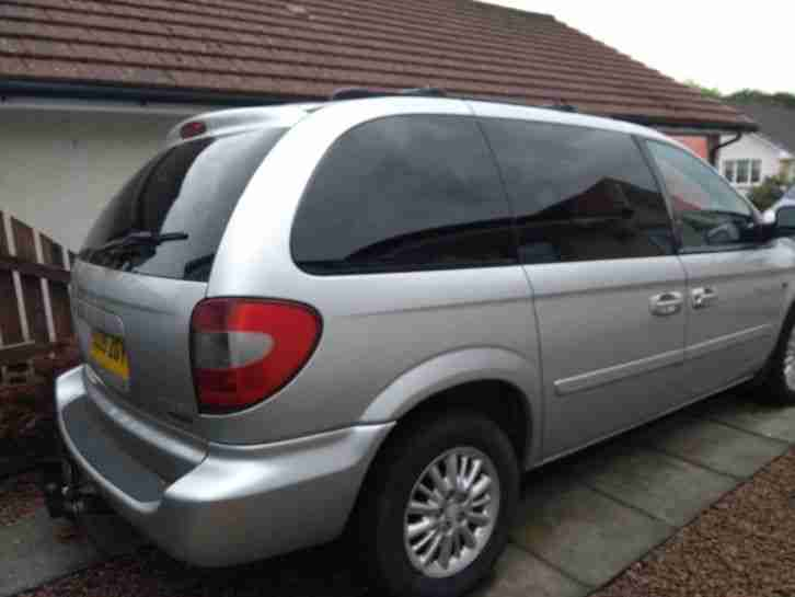 Chrysler 2.8crd voyager 2005 spares or repair