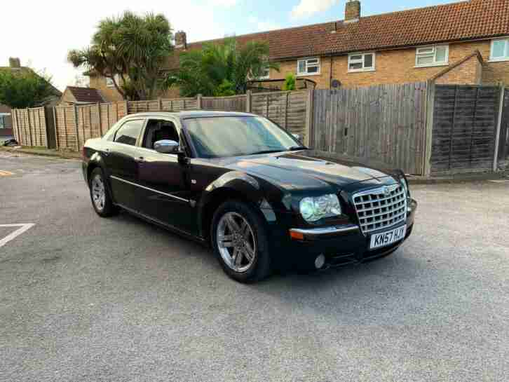 Chrysler 300C 3.0CRD V6 automatic LEATHERS LONG MOT 2020