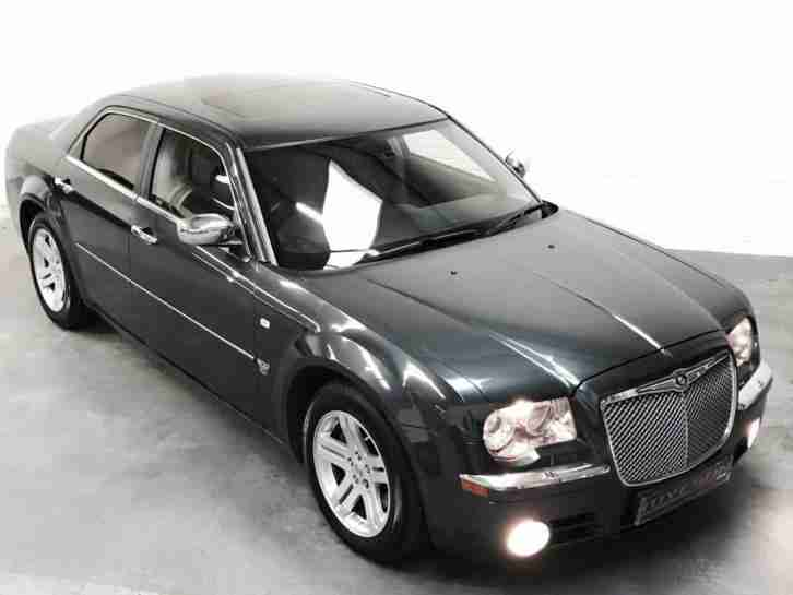 Chrysler 300C Auto 2008 3.0 CRD Diesel Grey 4 Door Saloon