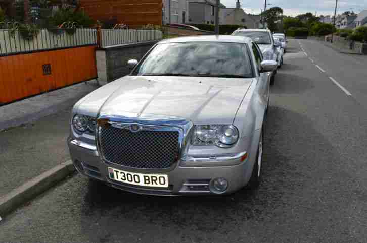Chrysler 300C Auto V6 Diesel with private plate
