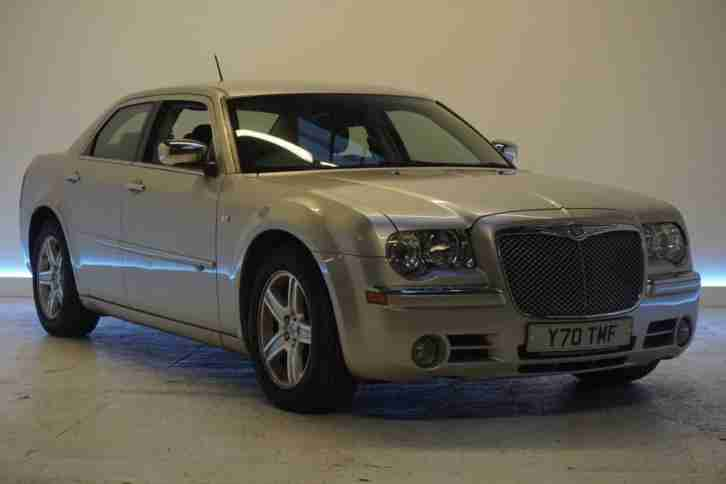 Chrysler 300c crd saloon 3 0 automatic diesel car for sale for Chrysler 300c diesel
