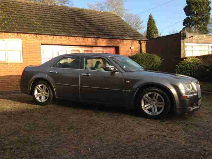 Chrysler 300c auto diesel 2006 car for sale for Chrysler 300c diesel