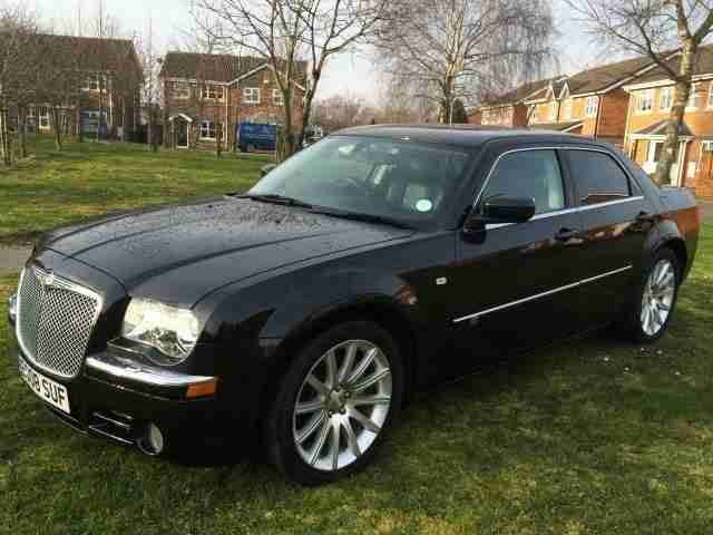 Chrysler 300c SRT Design, 3Ltr Diesel