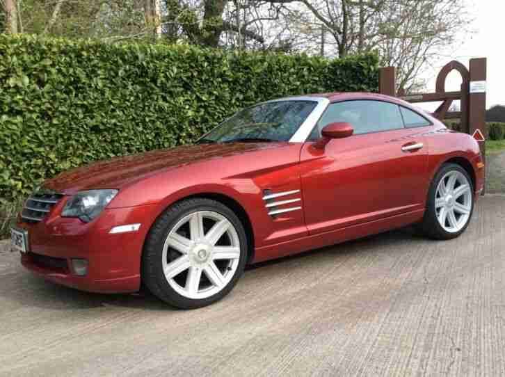 Crossfire 3.2 Automatic Coupe 42,000