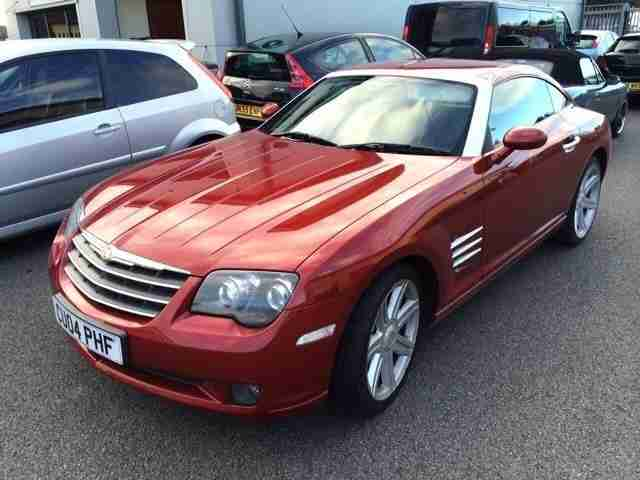 Crossfire 3.2 COUPE 2004 04 Reg