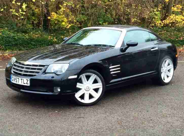 chrysler crossfire 3 2 roadster auto car for sale. Black Bedroom Furniture Sets. Home Design Ideas