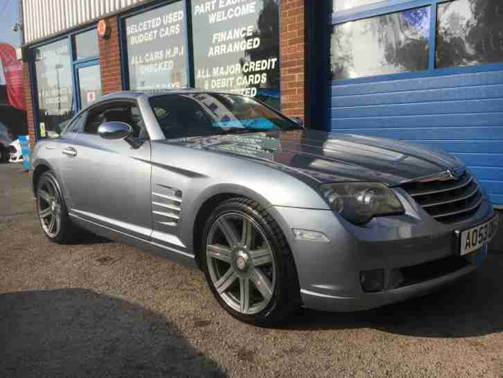 Chrysler Crossfire 3.2. Chrysler car from United Kingdom