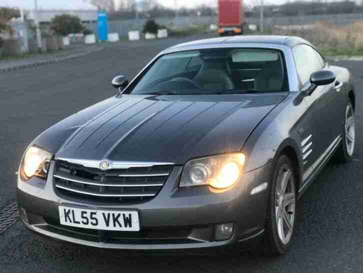 Chrysler Crossfire 3.2 litre V6 Petrol Automatic 2006 RWD NO RESERVE