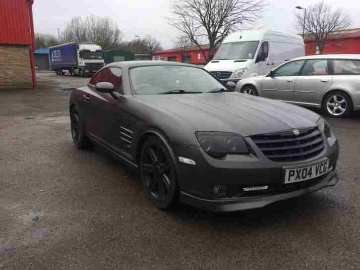 Chrysler crossfire 3 2l v6 mercedes engine not audi bmw for Mercedes benz 3 2 v6 engine