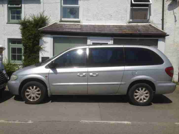 Grand Voyager 2.5 CRD Spares Or
