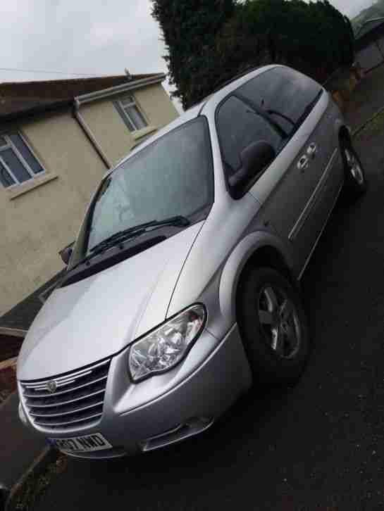 Chrysler Grand Voyager 2.8 Automatic 2007